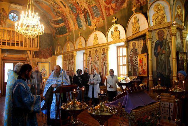 Расписание служб в кизилташском монастыре